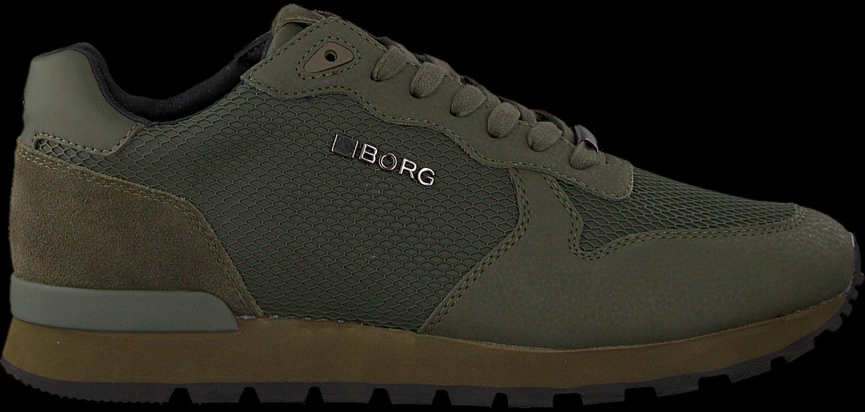 Bjorn Borg Heren Sneakers R605 Low Kpu M Blauw Maat 45