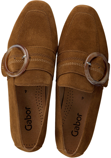 Cognac GABOR Loafers 212.1  - large