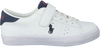 Witte POLO RALPH LAUREN Lage sneakers THERON PS  - small