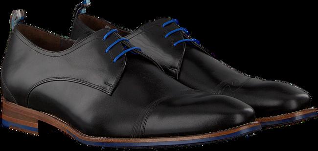 Zwarte VAN BOMMEL Nette schoenen 18006 - large