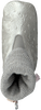 Zilveren SHOESME Babyschoenen BS5W501  - small