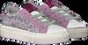 Zilveren P448 Sneakers THEA KIDS - small