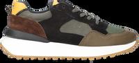 Groene WYSH Lage sneakers WILLEM  - medium