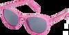 Roze LE BIG Zonnebril NUSI SUNGLASSES  - small