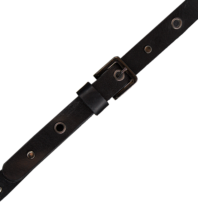 Zwarte LEGEND Riem 20193 - large