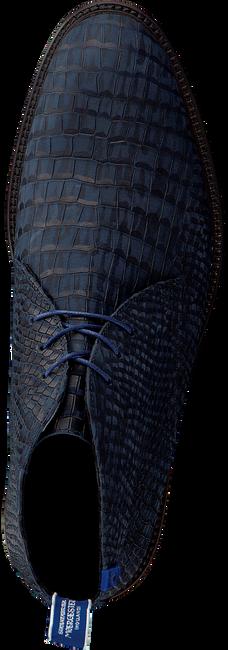 Blauwe FLORIS VAN BOMMEL Veterschoenen 10203 5uV2lhaI