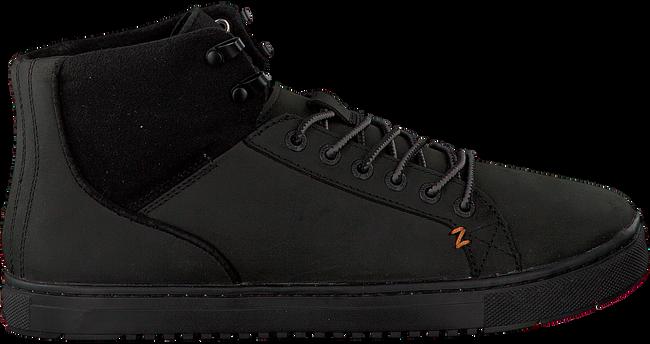 Zwarte HUB Sneakers MURRAYFIELD  - large