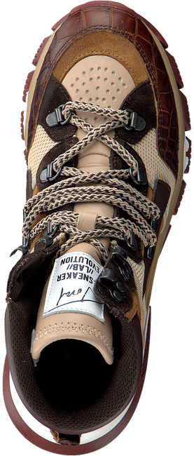 Bruine TORAL Sneakers 12207  - large