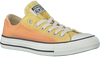 Gele CONVERSE Sneakers AS OX DAMES  - small