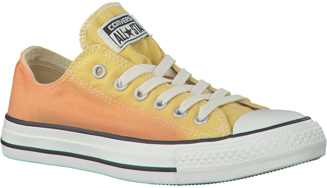 Gele CONVERSE Sneakers AS OX DAMES  - large