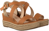 Bruine UNISA Espadrilles KACHEO - small