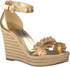Gouden MICHAEL KORS Espadrilles BELLA WEDGE - small