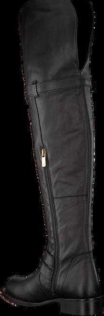 Zwarte TOMMY HILFIGER Overknee laarzen A1285LISSA 2A  - large