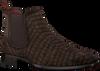Bruine GREVE Chelsea boot RIBOLLA 1733 - small