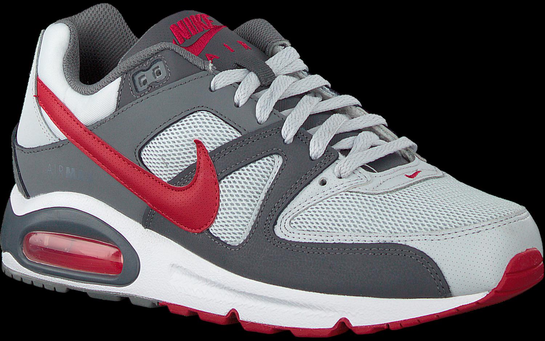 Paarse NIKE Sneakers NIKE AIR MAX COMMAND MEN