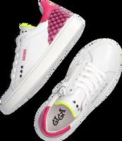 Witte GIGA Lage sneakers G3700  - medium