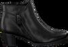 Zwarte GABOR Enkellaarsjes 603.1 - small