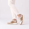 Taupe PIEDI NUDI Sneakers 2507-03  - small