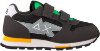 Grijze SUN68 Lage sneakers NIKI CRAZY BOYS - medium