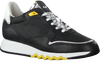 Zwarte FLORIS VAN BOMMEL Lage sneakers 85302  - small