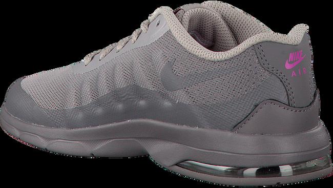 Grijze NIKE Sneakers AIR MAX INVIGOR PRINT (PS)  - large