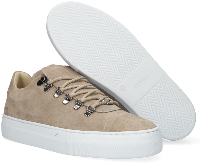 Taupe NUBIKK Lage sneakers JAGGER CLASSIC  - larger