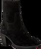 Zwarte OMODA Lange laarzen 8365  - small