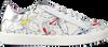 Witte MARIPE Sneakers 26215 - small