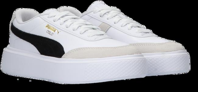 Witte PUMA Lage sneakers OSLO MAJA REVIVE WN'S  - large