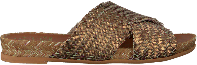 Bronzen KANNA Slippers 20191  - large