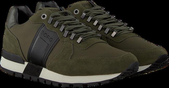 Groene BJORN BORG Sneakers R610 LOW  - large