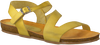 Gele RED-RAG Sandalen 79208  - small