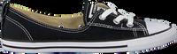 Zwarte CONVERSE Sneakers CHUCK TAYLOR BALLET LACE - medium