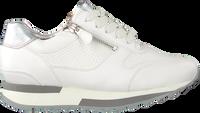 Witte HASSIA Sneakers MADRID  - medium