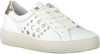 Witte TOMMY HILFIGER Sneakers S1285UZIE 2A4  - small
