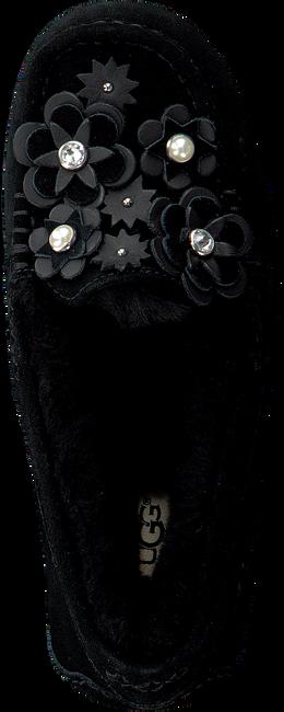 Zwarte UGG Pantoffels ANSLEY PETAL  - large