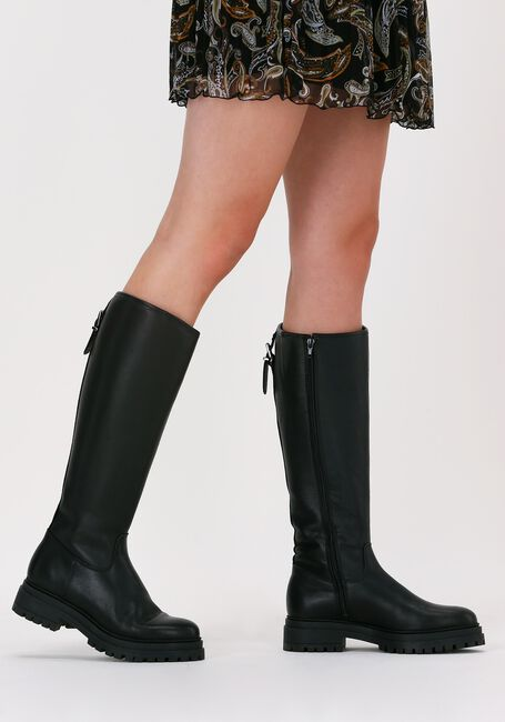 Zwarte RED-RAG Hoge laarzen 71242  - large
