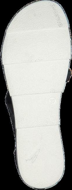 Zwarte OMODA Sandalen 740020  - large
