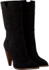 Zwarte NOTRE-V Lange laarzen DUNA7\G  - small