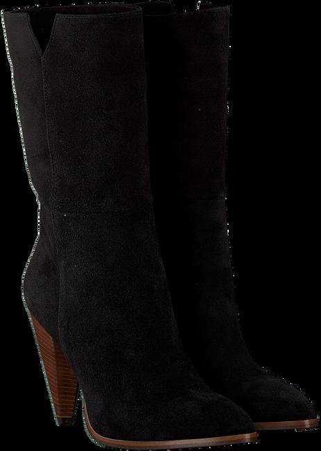 Zwarte NOTRE-V Lange laarzen DUNA7\G  - large