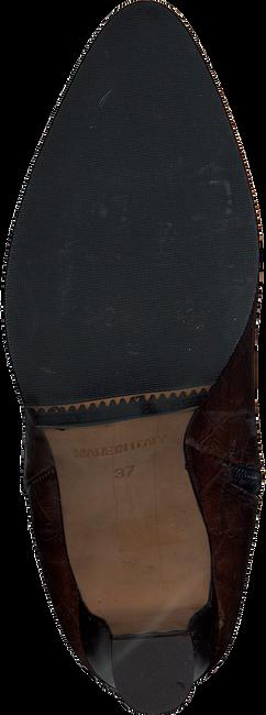 Cognac NOTRE-V Lange laarzen AH210  - large