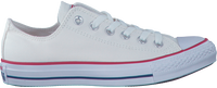 Witte CONVERSE Sneakers CHUCK TAYLOR ALL STAR OX DAMES - medium
