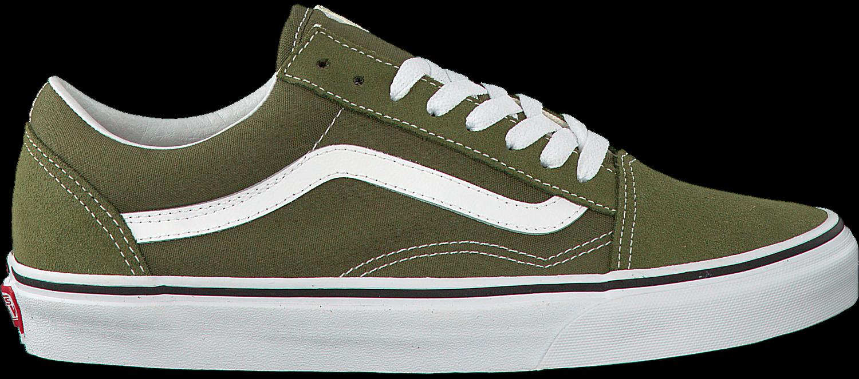 vans kaki groen