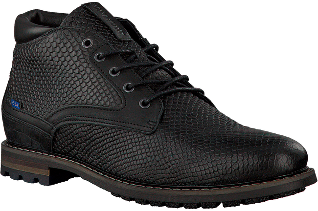 Zwarte CYCLEUR DE LUXE Nette schoenen CASEY  - large