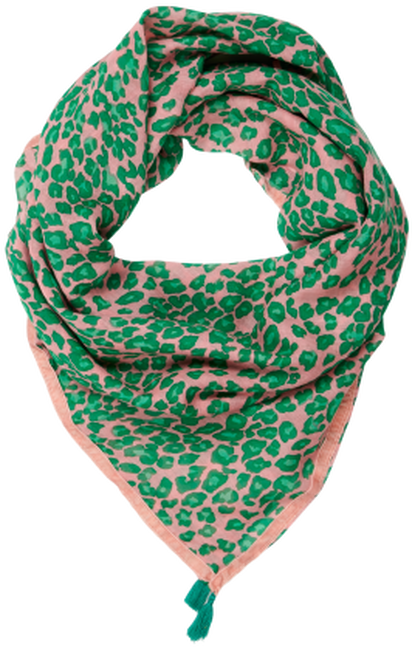 Roze LE BIG Sjaal SERENA SCARF  - large