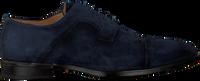 Blauwe MAZZELTOV Nette schoenen 3817  - medium