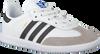 Witte ADIDAS Sneakers SAMBA OG EL I - small