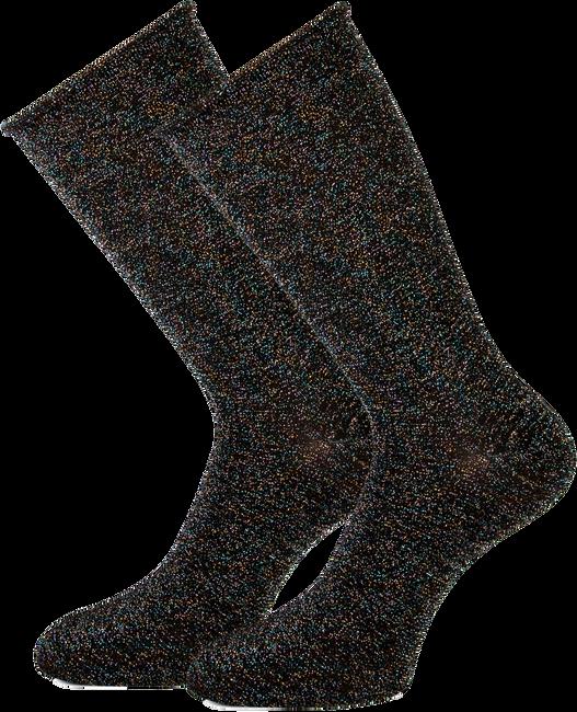 Zwarte MARCMARCS Sokken GWEN 2-PACK LANG - large
