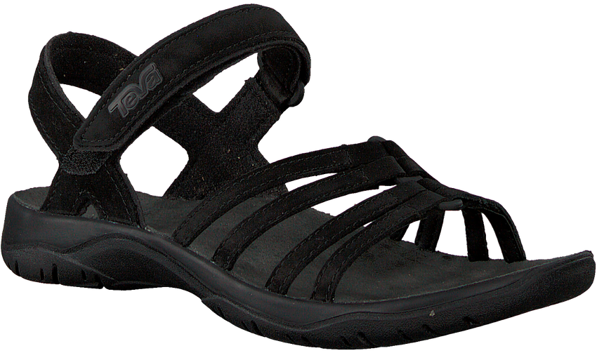 Zwarte TEVA Sandalen W ELZADA SANDAL  - larger