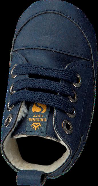 Blauwe SHOESME Babyschoenen BS9A001  - large